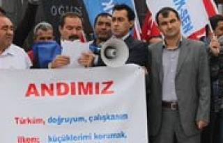 Türk Egitim-Sen: Türklük Yok Edilmek Isteniyor