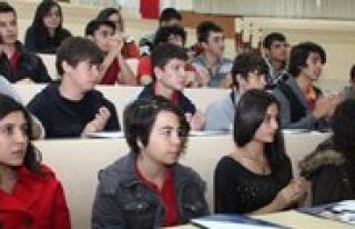 Karaman Anadolu Lisesi TM Bölümü KMÜ'yü Ziyaret...