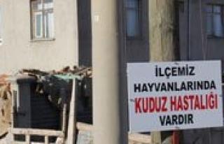 Kâzimkarabekir Karantinaya Alindi