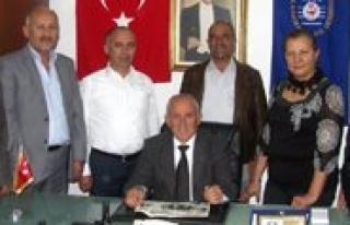 Antalya Karamanlilar Görev Bölümü Yapti