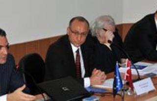 Krizdeki AB Türkiye Ve AB Iliskileri Konulu Konferans...
