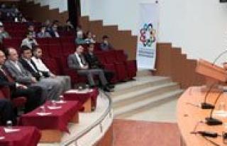 Zaman Gazetesi Yazari Ibrahim Öztürk KMÜ'de Gençlere...