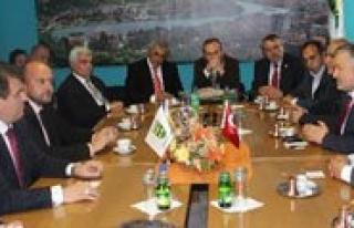 Il Genel Meclisi Balkanlar Ziyaretinden Döndü