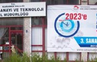 3. Sanayi Surasi Ankara'da Yapilacak
