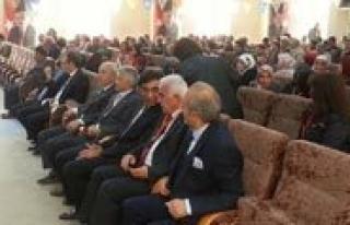 Ak Parti, Karaman'da Temayül Yoklamasi Yapti