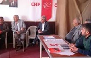 CHP Ilçe ve Beldelerde Adaylarini Belirledi