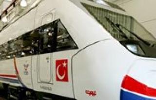 Konya-Karaman Hizli Tren Hattinin Insaati 2014'de...