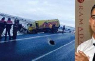 Karamanli Genç Sanliurfa'daki Kazada Hayatini Kaybetti