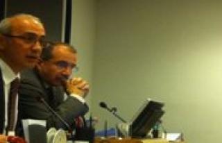 Elvan Ögrenci Konseyi Baskanlarini Kabul Etti