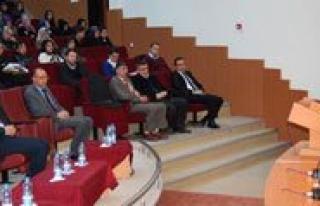 KMÜ'de Mehmet Akif Ersoy Ve Safahat Konferansi