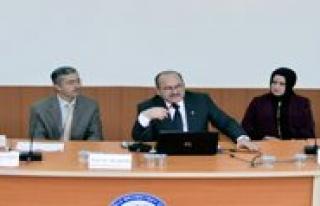 KMÜ'de Hastane Infeksiyonlari Egitim Konferansi...