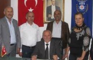 Antalya'dan Adaylara Mektup Var