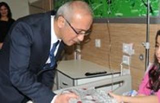 Bakan Elvan, Sertavul Geçidi Ve Devlet Hastanesini...