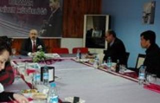Sariveliler Belediye Baskani Samur 5 Yilini Degerlendirdi