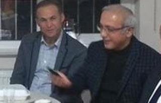 Bakan Elvan, Dernekleri Kabul Edecek