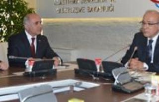 Bakan Elvan: Yapacagimiz Yeni Yollarla Karaman'i...