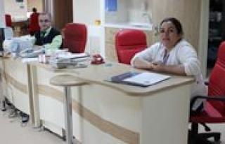 Hastanenin Yeni Binaya Tasinma Islemi Tamamlaniyor
