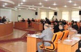 Kent Konseyinde Enerji Alt Komisyonu Kuruldu