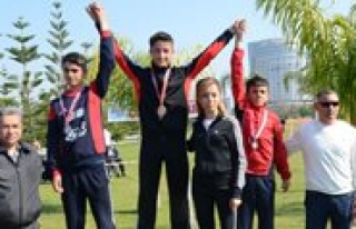 Genç Atletimizden Bir Basari Daha