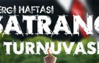 Vergi Haftasi Satranç Turnuvasi Düzenlenecek