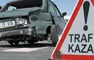 Karaman'da Trafik Kazasi: 3 Yarali