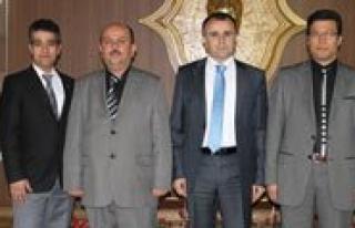 Okullarin AB Proje Çalismalari Romanya'da Devam...