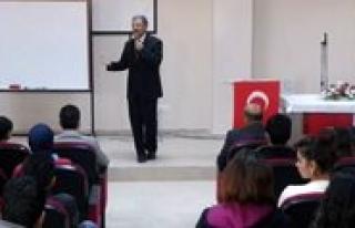 Rektör Gökmen'den Kazim Karabekir MYO Ziyaret