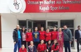 Analig'de Kiz-Erkek Voleybol Takimlarimiz Finalde