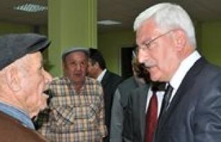 Vali Koca: Aile Toplumsal Hayatimizin En Kiymetli...