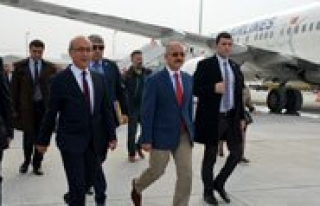 Bakan Elvan: Üçüncü Hava Limani Bizim Olmazsa...