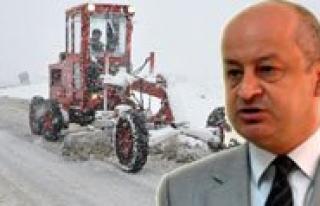CHP Il Baskani Kagnici: Önceden Kar Yagisinin Gelecegi...