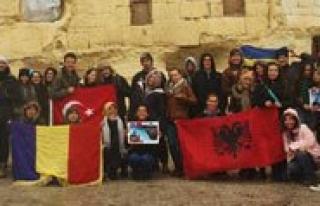 KGM Gençlik Kulübü Ile 6 Avrupa Ülkesi Karaman'da...