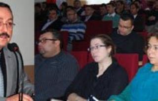 KMÜ'de Sosyal Bilimler Alaninda Tübitak Projesi...
