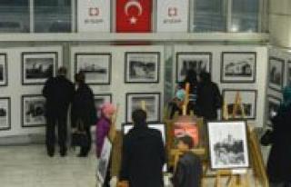 Asirlik Konya Fotograflari Sergilendi