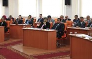 Belediye Meclisi Yilin Ilk Toplantisini 5 Ocak'ta...