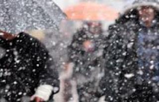 Meteoroloji: Kar Yagisi, Kuvvetli Buzlanma Ve Don...