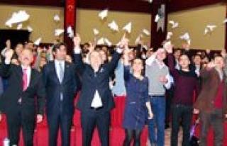 KMÜ Ögrenci Topluluklari 2014 Yilinda 100 Etkinlik...