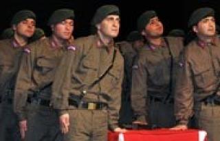 357-2 Tertip Acemi Askerler Için Yemin Töreni Düzenlendi