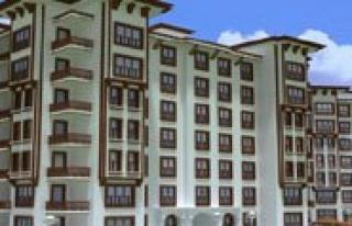 Karaman'da 2014 Yilinda 2 Bin 446 Konut Satildi
