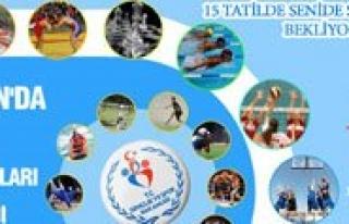 Kis Spor Okullari Basliyor