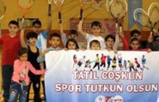Kis Spor Okullari Sona Erdi