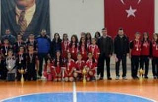 Karaman'in Futsal Sampiyonlari Belli Oldu