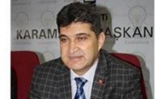 "AK Parti Il Baskani Ünlü: ""Paralel Yapi Ile Kosulsuz..."