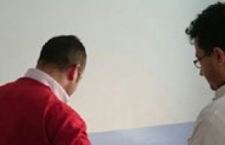 Ermenek Devlet Hastanesi`nde Kikirdak Nakli