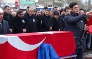 Çakiroglu Için Giyabi Cenaze Namazi Ve Yürüyüs...