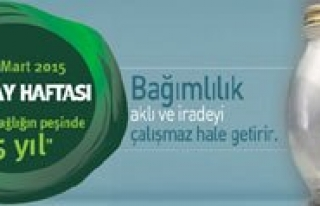 Yesilay Haftasi Basladi