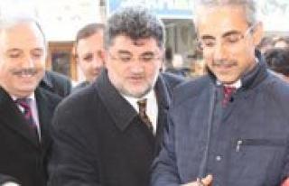 """""""Çizgilerin Gözü Ile Karaman"""" Sergisi Büyük..."""