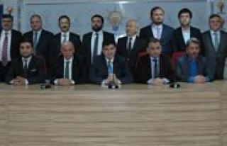 Ak Parti Aday Adaylari Mülakatta