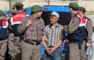 Köy Muhtari Ve Agabeyini Öldüren Zanli Tutuklandi...