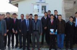 Anadolu Imam Hatip Egilmez Köyünde